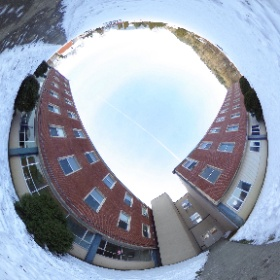 East Exterior #theta360