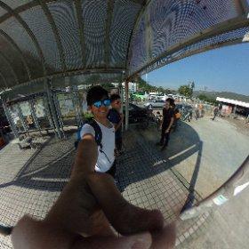 Start Skating! #theta360