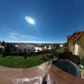 Sonne oder Mond? #theta360 #theta360de