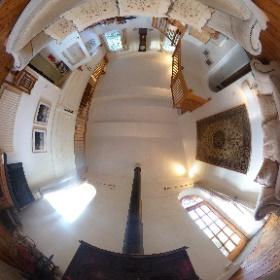 The Old Chapel Lounge 1 #theta360uk
