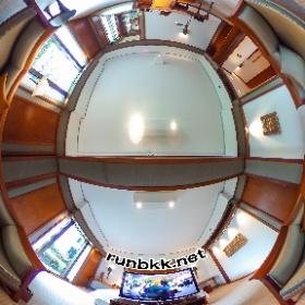 ザ スコータイ バンコク(The Sukhothai Bangkok)の客室 #theta360