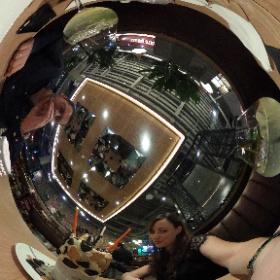 TGI Fridays in Utrecht  #theta360