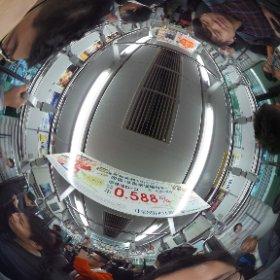 第一次東京上班就上手 #theta360