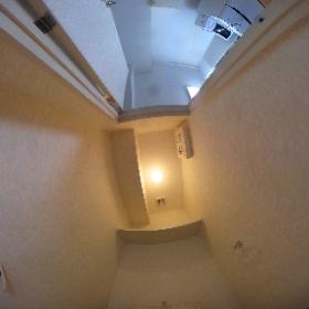 オーキッドマンション2号館(1K)トイレ