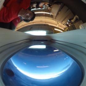 仙台上空からシータ、なう。 #theta360