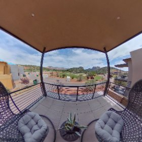 Open house at Seven Canyons Sedona