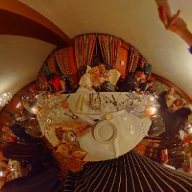 Sharon Shannon finally after saying yes to the man of her life Brendan Grace. The ceremony took place at Abbeyglen Castle in Clifden #mockwedding #abbeyglencastle #craicingalway #galway2020 #sakura3d #theta360 #theta360uk