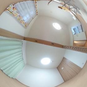 串本町新築ユーミーマンション【サンイーストフェリオ】 2LDK【リビング&洋室】ツインスラブタイプです。