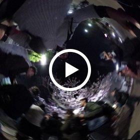 #Sakura Chidorigafuchi video #1 #theta360