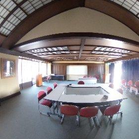 2階会議室 兼六。 #theta360