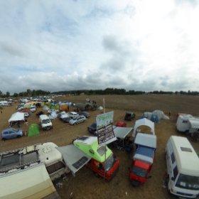 Stemweder Open Air Team Camp #theta360 #theta360de