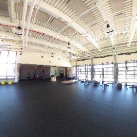 Rancho Campana High School - weight room
