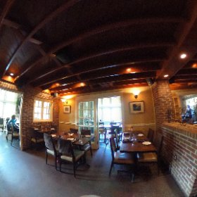 Great time at @murphysatlanta get The Bonzo for dessert! #atlfoodie  #theta360