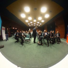 360° Perspektive | our Mobile Monday Austria event is starting. #momoat  #theta360