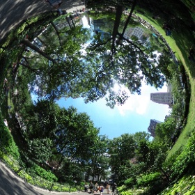 Union Square #nyc #theta360