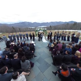 The ceremony. #theta360