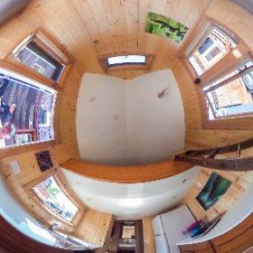 Chemical Free Tiny House Interior