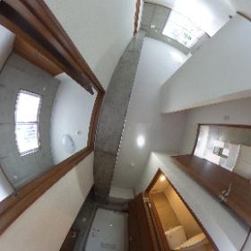 カンセイホーム・フォレスタ 玄関&トイレ&廊下