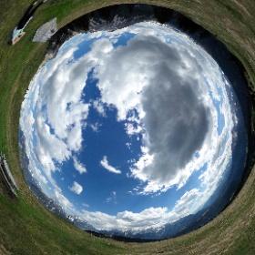 Monte Zovo - San Nicolò di Comelico - BL Dolomiti #theta360 #theta360it