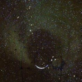 Im Heidenheimer Kunstmuseum stellt der Japaner Hiroyuki Masuyama eine Kosmoskugel aus. Wer sie betritt, hat das Gefühl, mitten im Weltraum zu schweben.