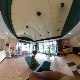 ホテル #よりもい #theta360