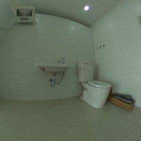 石家荘洗面とトイレ #theta360