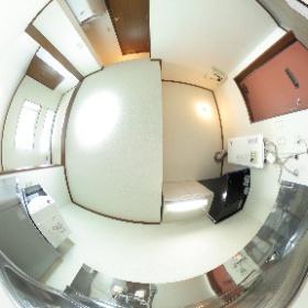 メゾン・ド・シェーヌ 105号室 キッチン #theta360