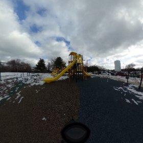 North Grove - Playground 2 #theta360