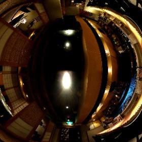 RICOH thetaで撮影した画像のテスト投稿です。  #theta360