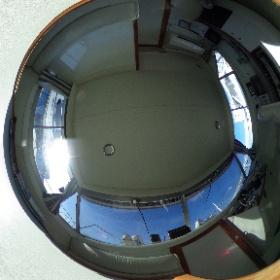 中古艇ドットコム カリビアンバートラム28 室内写真 #theta360