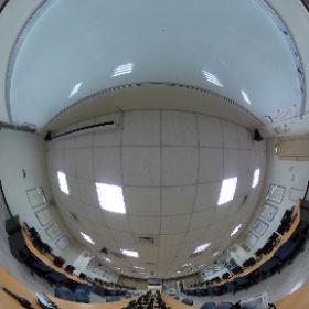 中華科技大學企業管理系 L901PMA、ERP與BOSS專業教室 #theta360