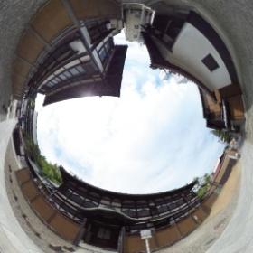 成田山新勝寺の断食参籠堂  photo : 360度カメラ研究会(http://camera-360do.com/) by ほーりー