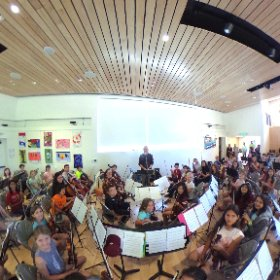 Honor Orchestra 2017 #theta360
