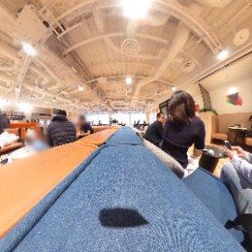 WeWorkフリースペース #sakura3d #theta360