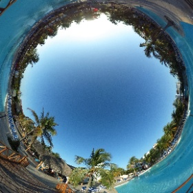 Hotel Pelicano piscine (Cayo Largo, CUBA)