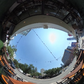 Star Bar Patio #theta360
