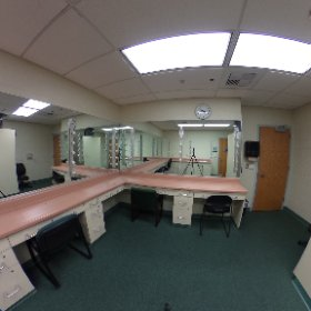 Pacifica High School - performing arts center men's dressing room