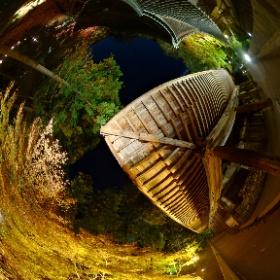 #石山寺 #あたら夜もみじ #事前貸切撮影会 #石山観光協会 #momiji3d #theta360