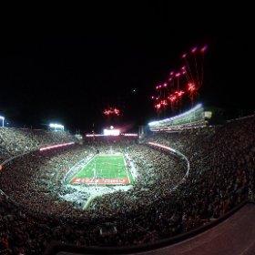 360 following TD vs Michigan State Oct. 5, 2019 - Ohio Stadium