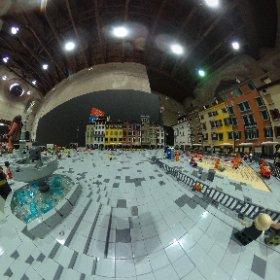 #udine20 #Lego #Udine Piazza San Giacomo #theta360