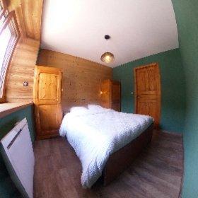 4 chambre 2 #theta360 #theta360fr