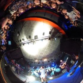 Levante: concert in Pordenone #canon #levante #theta360