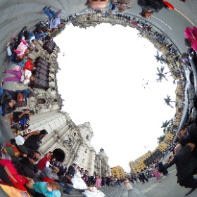 Bodas en la Catedral de Lima #theta360