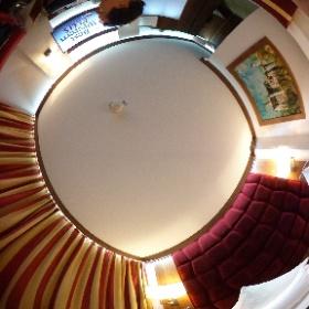 Making photo of a hotel room, Germany #theta360