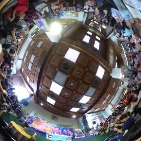 凱比@霹靂藝術科幻展 #theta360