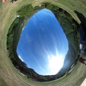 2018 On top of the world in Spain #theta360