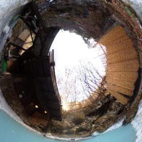 白骨温泉 公共野天風呂