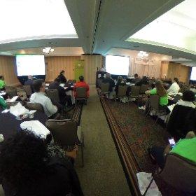 Enjoying the discussion. #WakeReady #GradNation @WCPSS #theta360