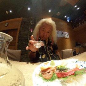 TOセッション楽しかった〜終了後千鳥足で香港へ〜 なんと羽田のありそ寿司が24時間営業になっとるやん!!!(◎_◎;)