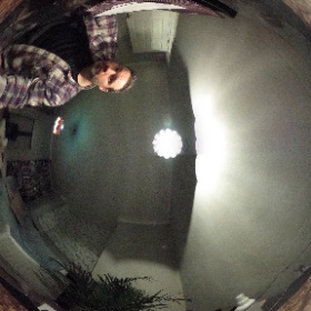Testing sharing on my little used ThetaS #theta360